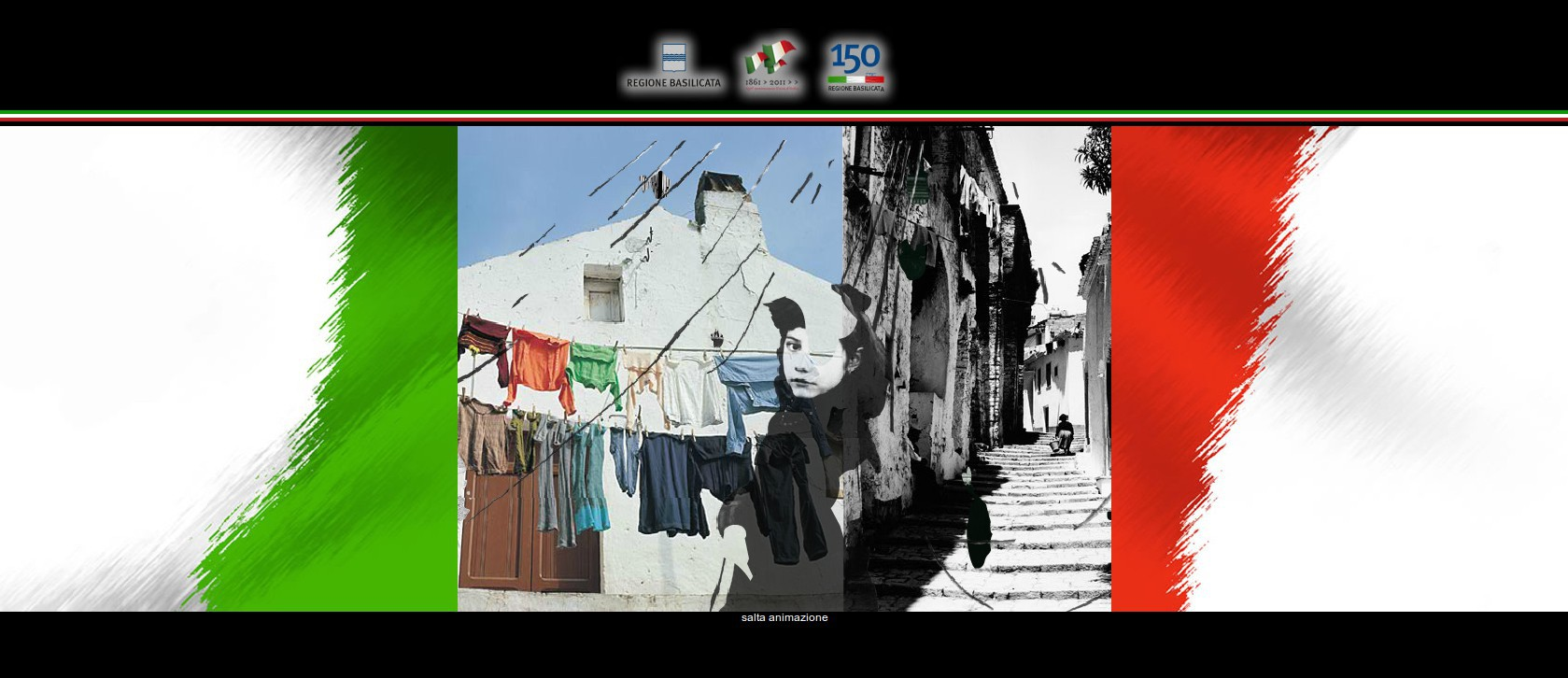 150 anni Regione Basilicata
