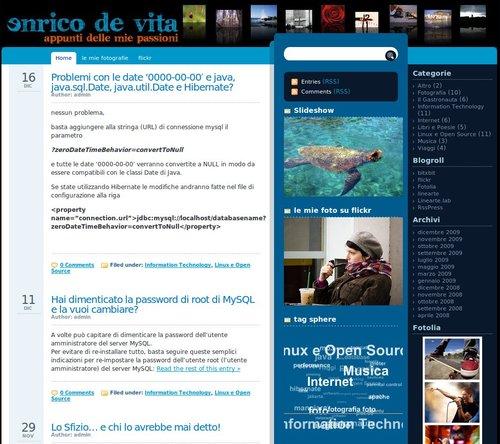 Enrico De Vita Blog