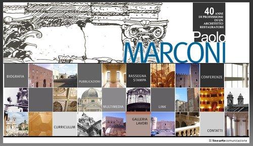 Architetto Paolo Marconi