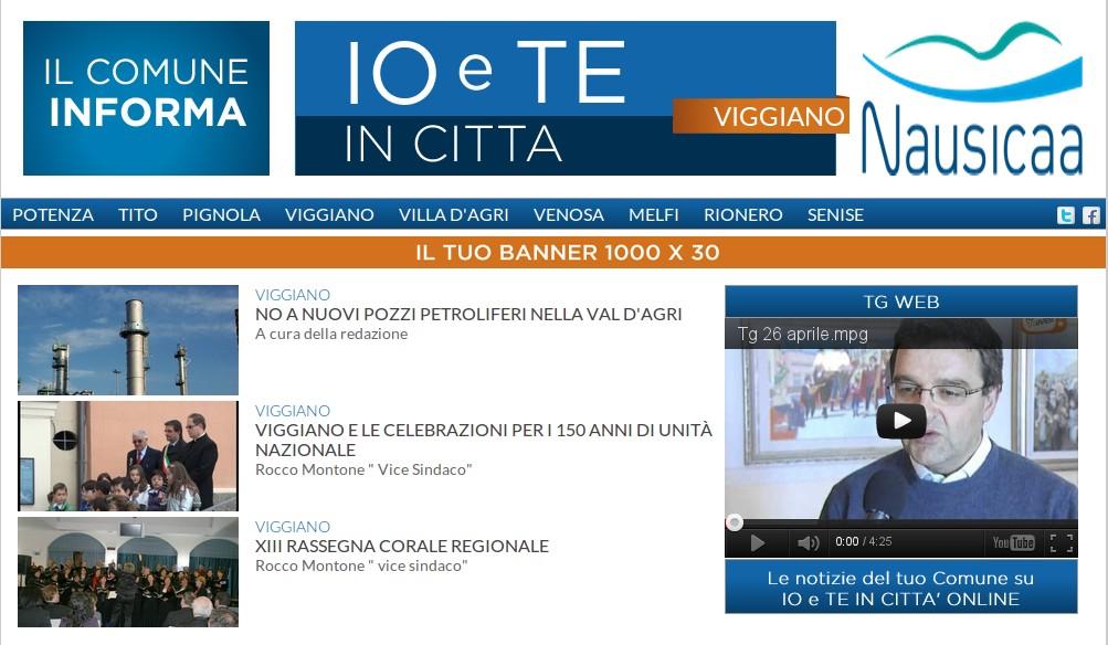 Io e Te in Citta' Online