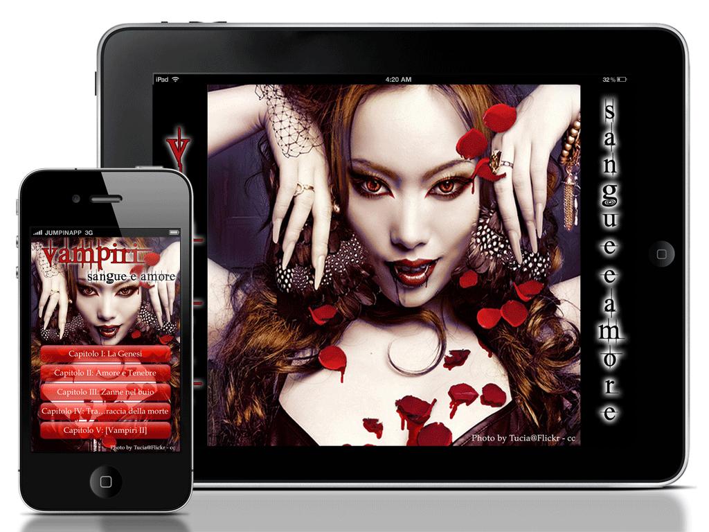 Vampiri Sangue e Amore per Android e iOs