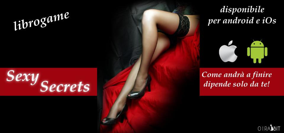 LibroGame: Sexy Secrets per Android e iOs