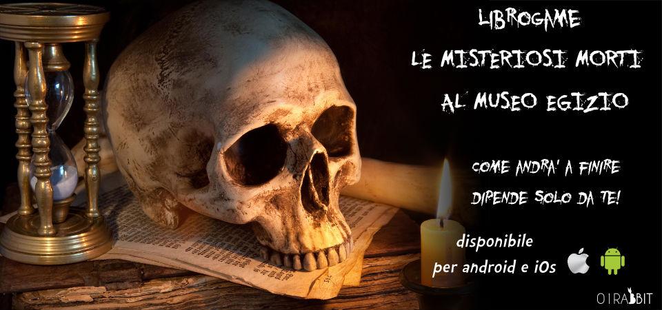 App Misteriose Morti al Museo