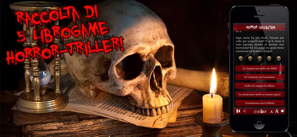 Librogame Horror Collection