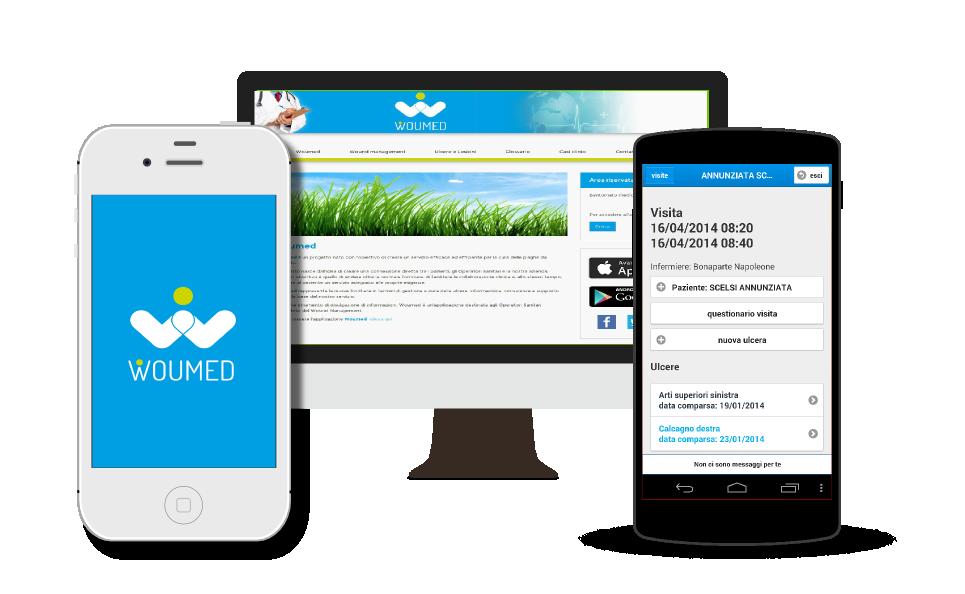 Woumed: l'innovazione in campo medico