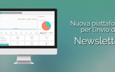 Nuova piattaforma di Newsletter