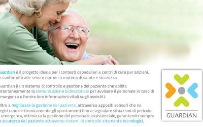 Software Guardian presso il centro Alzheimer di Venosa