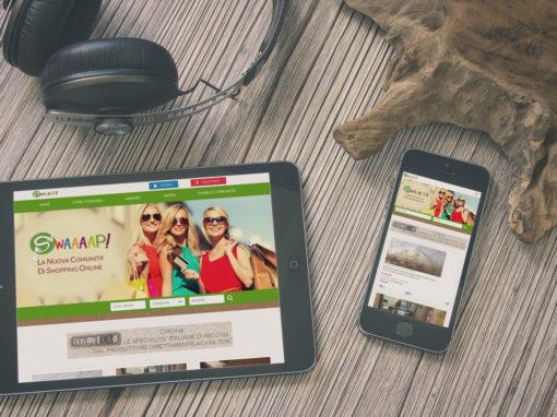 swaaaap.it la nuova comunità di shopping online