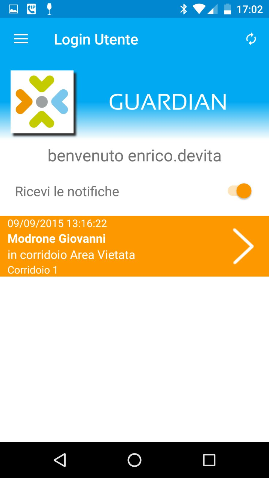 App Guardian Android