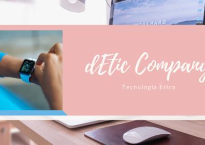 D-Etic Company e-commerce