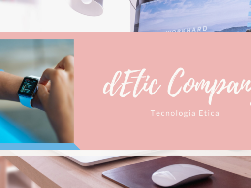 D-Etic Company e-commerce