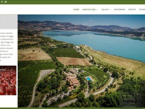 Restyling del sito ecommerce per Casata Del Lago