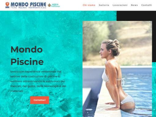 Restyling Mondo Piscine